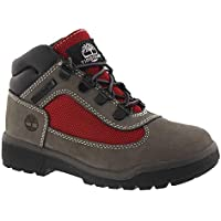 Timberland Kids Unisex Fabric/Leather Field Boot (Little Kid)