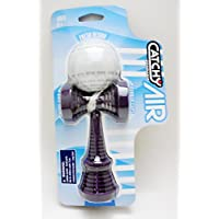 Catchy Air Kendama Purple with White Tama by Catchy Air Kendama [並行輸入品]