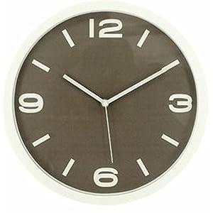 アイリスプラザ デザイン 掛け時計 ブラウン ...の関連商品5