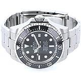 ロレックス ROLEX シードゥエラー ディープシー 126660 ブラック文字盤 新品 腕時計 メンズ (W200651) [並行輸入品]