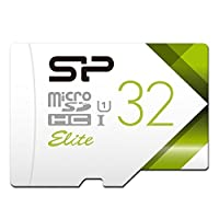 【Amazon.co.jp限定】シリコンパワー microSD カード 32GB Nintendo Switch 動作確認済 class10 UHS-1対応 最大読込85MB/s アダプタ付 永久保証