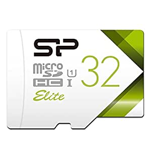 シリコンパワー microSD カード 32GB Nintendo Switch 動作確認済 class10 UHS-1対応 最大読込85MB/s アダプタ付 永久保証【Amazon.co.jp限定】