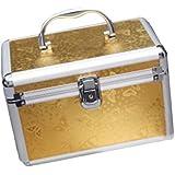 [ディーハウ]収納ケース メイクボックス 収納ボックス 大容量 プロ用 コスメボックス 化粧道具入れ 携帯用化粧箱 女性 多機能 多容量 お洒落 化粧ボックス 化粧ボックス 化粧道具 小物入れ