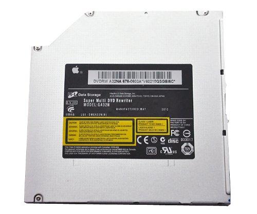 純正仕様品 APPLE GA32N スロットイン型 SATA 内蔵 DVDドライブ