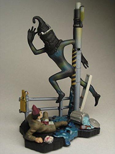 タイムスリップグリコ 疾走する怪人 誘拐怪人 「ケムール人」 カラーバージョン