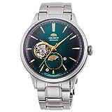 [ORIENT] オリエント 70周年記念 500本 モデル SUN&MOON RN-AS0104E 機械式 自動巻き 手巻き付 サンアンドムーン 腕時計 メンズ