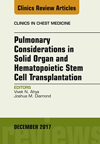 Pulmonary Considerations in Solid Organ and Hematopoietic Stem Cell Transplantation, An Issue of Clinics in Chest Medicine, E-Book (The Clinics: Internal Medicine)