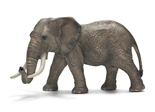 Schleich シュライヒ 動物フィギュア アフリカ象(オス)  14656