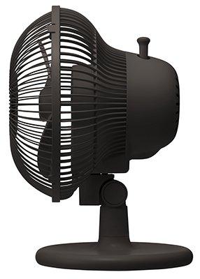 ±0(プラマイゼロ) 扇風機 コンパクトファン Compact Fan XQS-A220 ブラウン