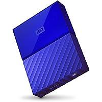 WD 1TB Blue My Passport Portable Storage External Hard Drive USB 3.0 [並行輸入品]