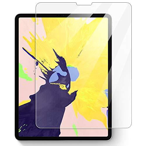 MORISHIKA iPad Pro 11 ガラスフィルム FACE ID完全対応 11インチ ipad pro 11 フィルム 日本旭硝子製 気泡ゼロ 耐指紋 日本語説明書付き (2018モデル)