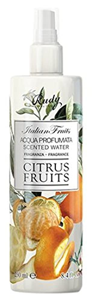 刈り取る慰め疎外するRUDY Italian Fruits Series ルディ イタリアンフルーツ Body Mist ボディミスト Citrus Fruits