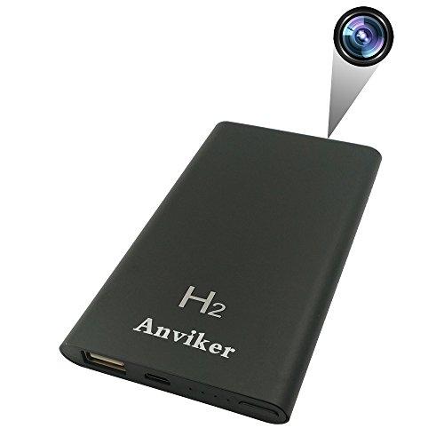 1080P モバイルバッテリー型高画質隠しカメラ長時間録画 ...