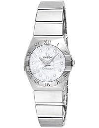 [オメガ]OMEGA 腕時計 コンステレーション ホワイトパール文字盤 ダイヤ 123.10.24.60.55.001 レディース 【並行輸入品】