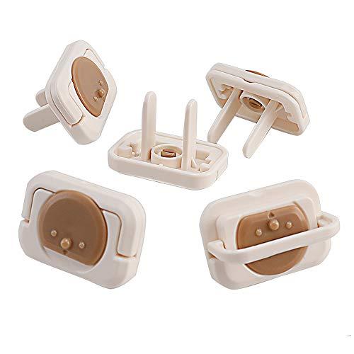 コンセントキャップ コンセントカバー ベビーガード コンセントガード 子供感電防止 ベビーセーフティー 回転式キャップ 安全カバー ストッパー イタズラやほこり防止 24個セット