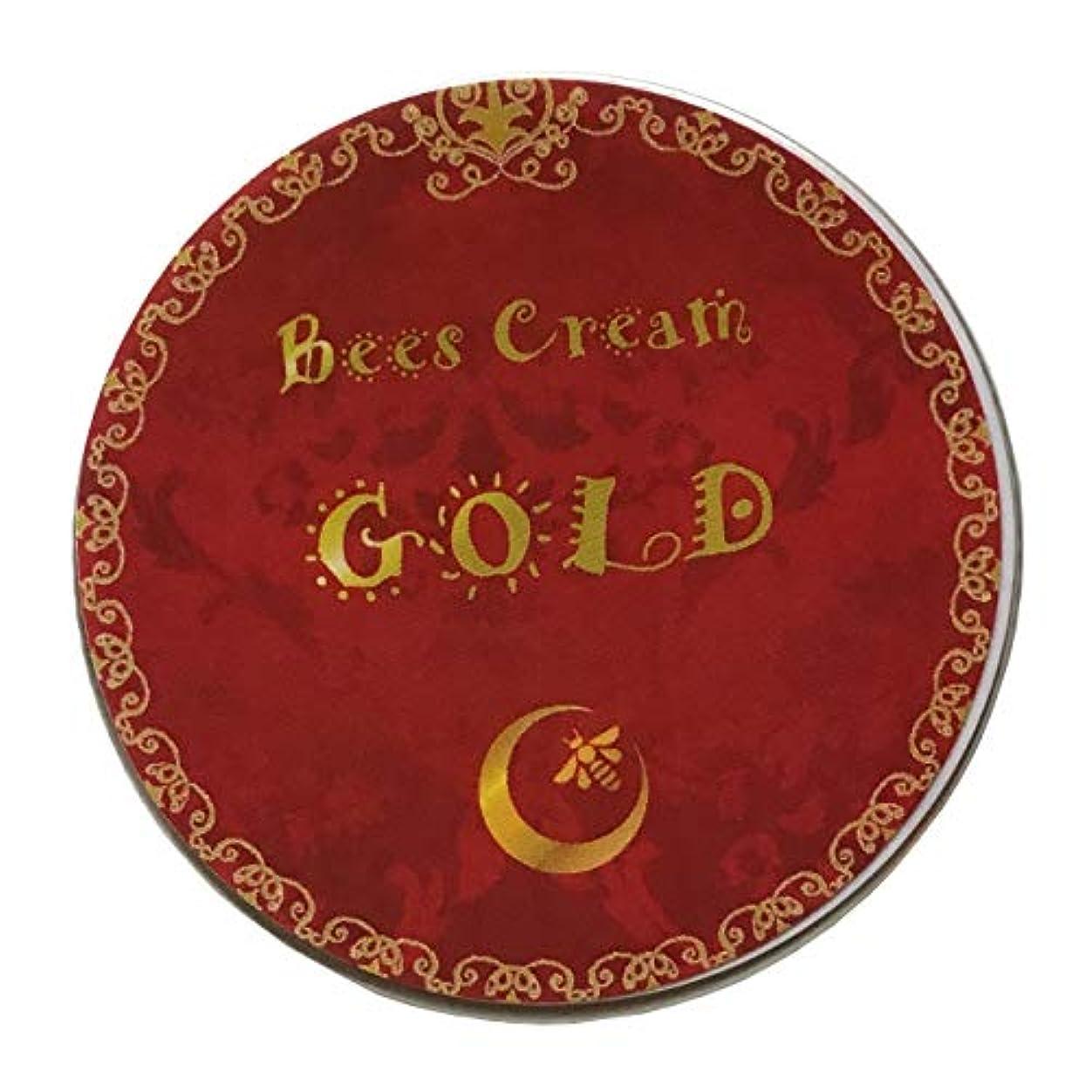 汚染するループ生産的エムビイエム ビーズクリーム 20g (ゴールド)