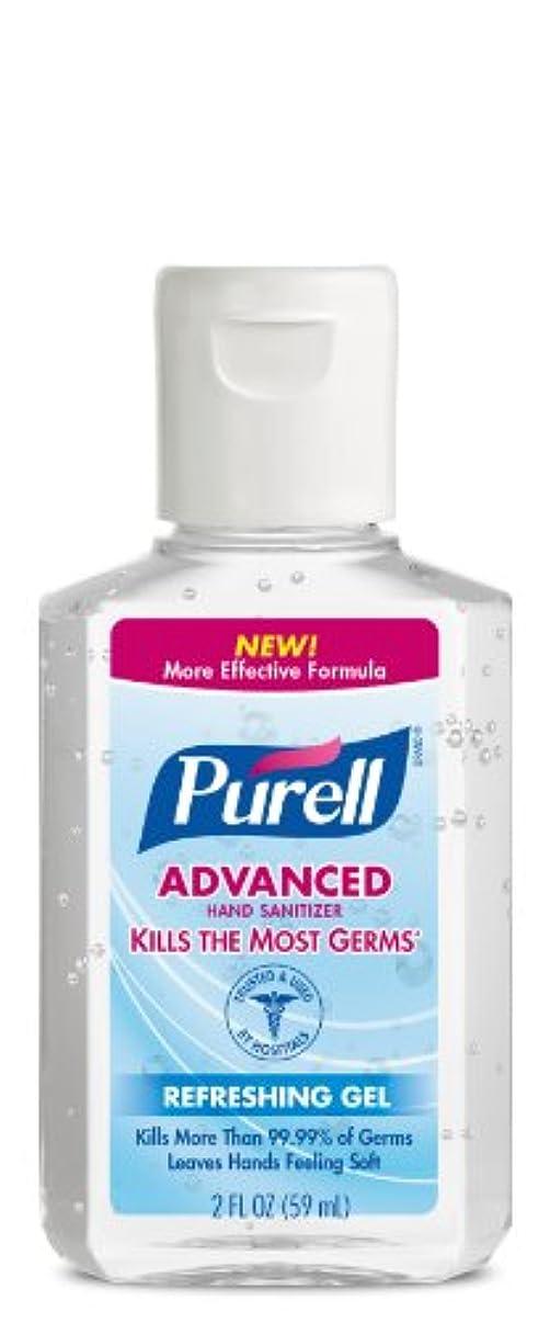 胃傷つきやすい意味のある(ピュレル?エル) Purell 高齢ハンサニタイザー リフレッシュジェル 2オンス 96本 1 X Pack of 24 Pur-8784 24