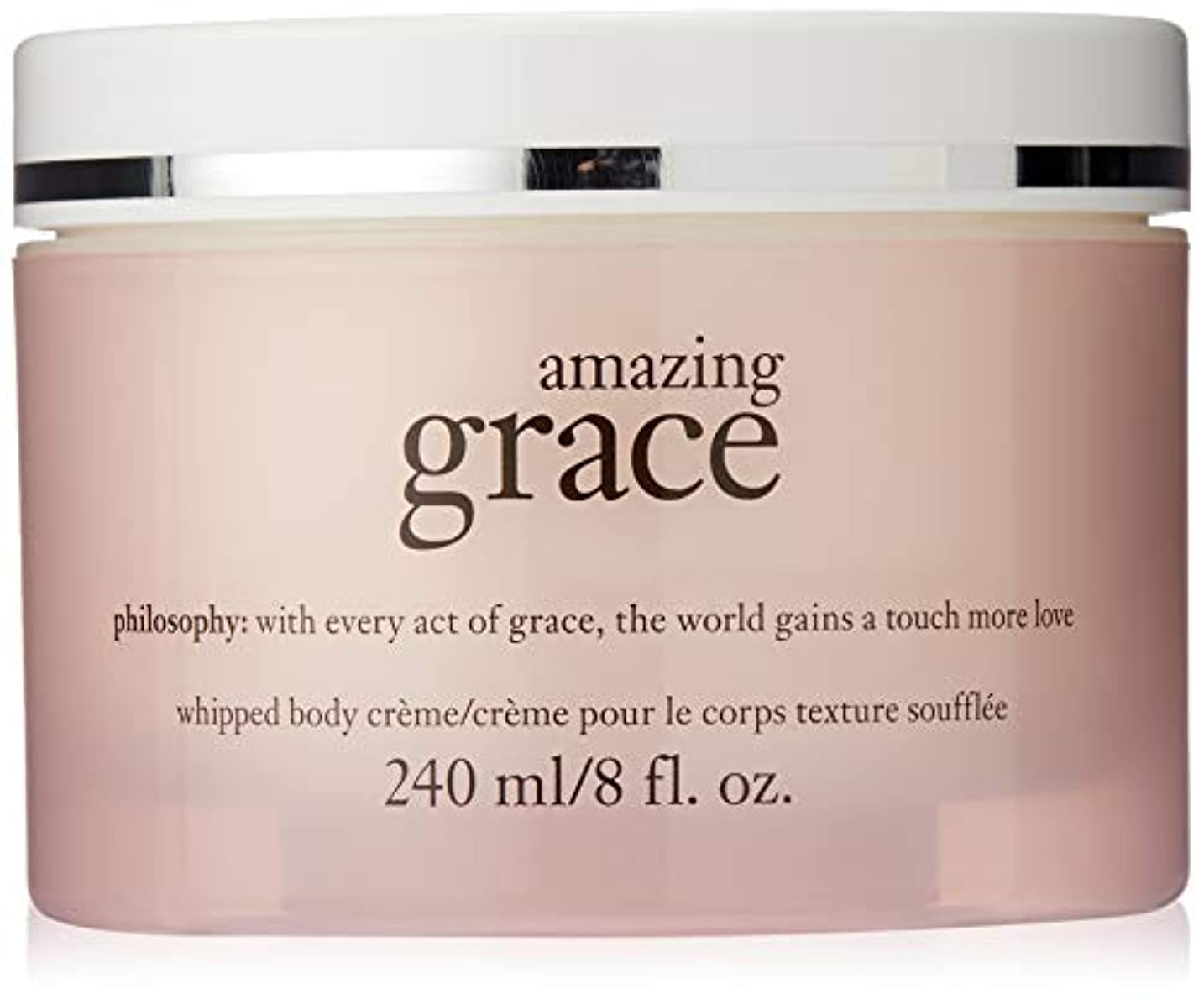 ポーク創始者杭Philosophy Amazing Grace Whipped Body Creme (並行輸入品)