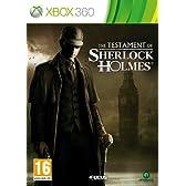The Testament of Sherlock Holmes(XBOX360 輸入版)