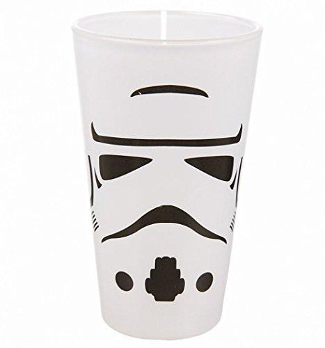 ■スターウォーズ■STAR WARS ■ストームトルーパー パイント グラス ■Stormtrooper Pint Glass