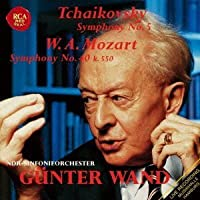 Tchaikovsky: Symphony No. 5 & Mozart by Gunter Wand (2012-07-28)
