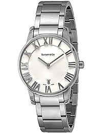 [ティファニー]Tiffany&Co. 腕時計 Atlas Dome シルバー文字盤 Z1800.11.10A21A00A メンズ 【並行輸入品】