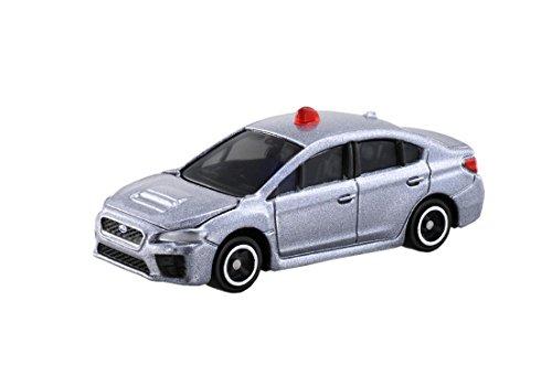 トミカ No.2 スバル WRX S4 覆面パトロ-ルカー (箱)