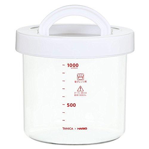 TANICA ガラスポット ガラス製内容器 ※ヨーグルティアS(YS-01)、ヨーグルティア(YM-1200)、KAMOSICO(KS-12) 専用