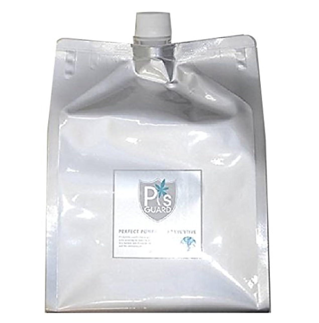 ホステスポーン明確にピーズガード 除菌消臭剤ピーズガード 詰替用 2.3L 1セット(4パック)