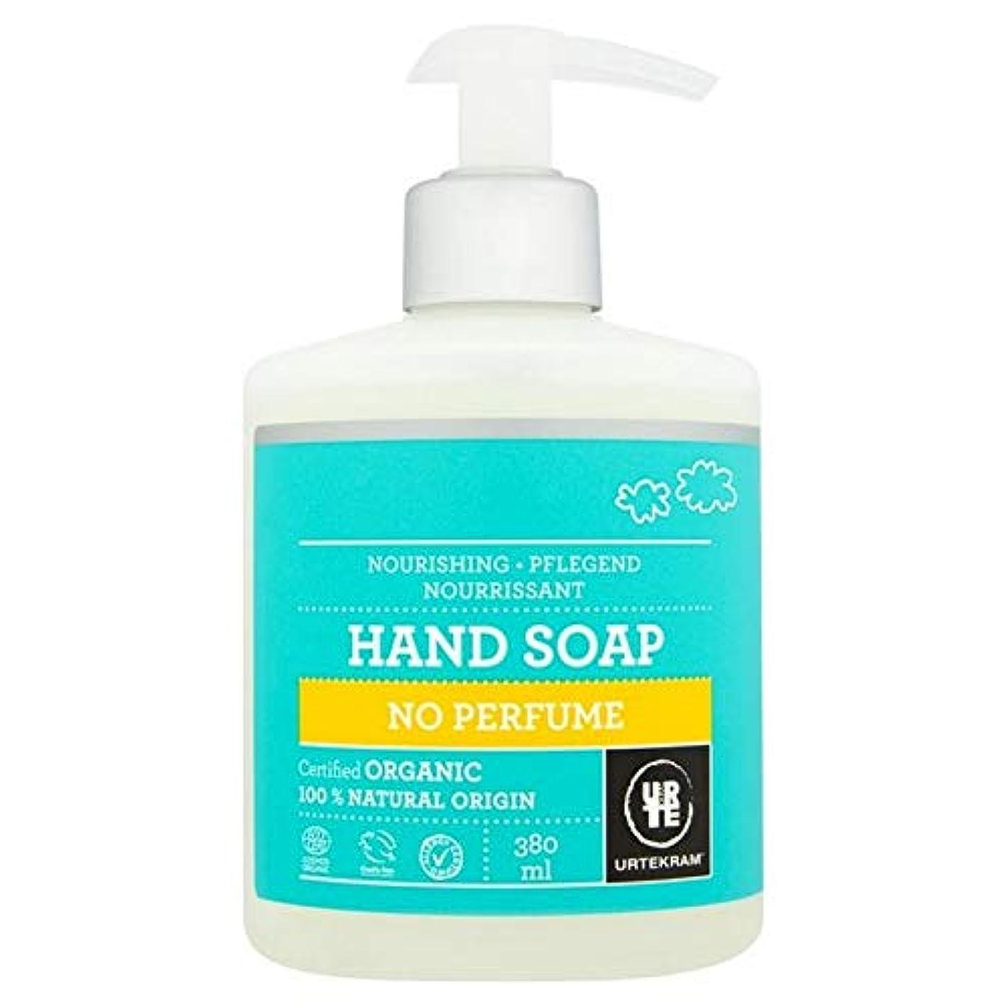投資払い戻し運営[Urtekram] 何の香水、液体ハンドソープ380ミリリットルをUrtekramありません - Urtekram No Perfume Liquid Hand Soap 380ml [並行輸入品]