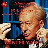 チャイコフスキー:交響曲第5番&モーツァルト:交響曲第40番[1994年ライヴ] 画像