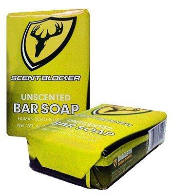 Robinson Scent Blocker Bar Soap 4.5-Ounce [並行輸入品]