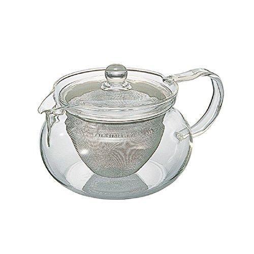 HARIO (ハリオ) 茶茶 急須 丸 450ml CHJMN-45T