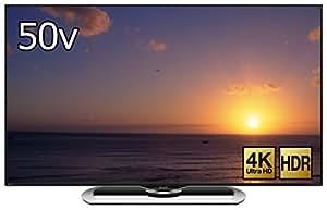 シャープ 50V型 4K対応液晶テレビ AQUOS LC-50US40 HDR対応 リッチブライトネス搭載