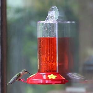 Perky-Pet 8 oz Window Mount Hummingbird Feeder 217 [並行輸入品]