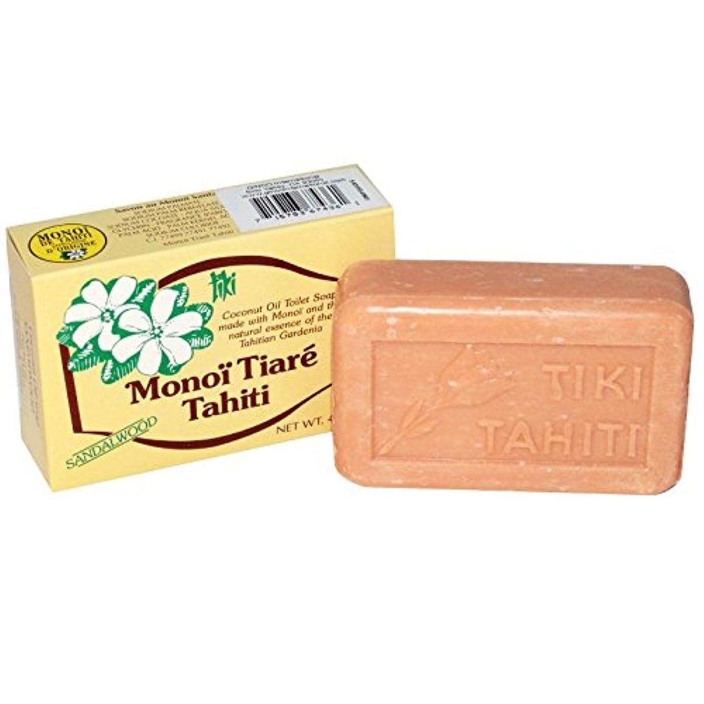 クレア傾向処理するモノイティアレ石鹸 サンダルウッド  P018