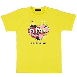 24時間テレビ 41 グッズ チャリTシャツ 2018 チャリT Sexy Zone 渡辺直美 【黄】 (L)