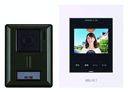 【Amazon.co.jp限定】アイホン テレビドアホン ZA-TD2 録画もできるシンプルデザイン