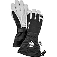 Hestra Hestra Ski Gloves: Army Leather Heli Leather Cold Weather Powder Glove