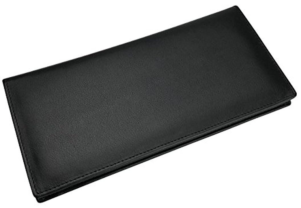 採用する電卓アート[フロックス] 財布 長財布 二つ折り 二つ折り長財布 ウォレット 本革 カード 大容量 シンプル 2つ折り ブランド 人気 メンズ レディース