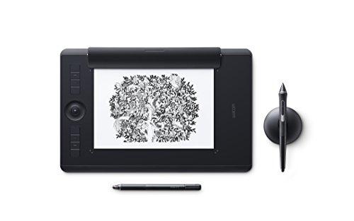 ワコム Wacom Intuos Pro Paper Edition Mサイズ A5対応 ペンタブレット ペーパーエディション ペン入力  Wacom Pro Pen 2 付属 PTH-660/K1
