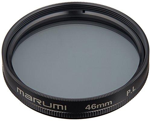 MARUMI カメラ用 フィルム専用 フィルター PL46mm 偏光フィルター 201049