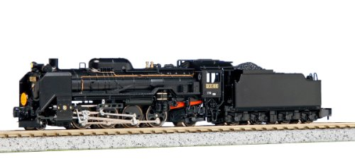 KATO Nゲージ D51 498 2016-1 鉄道模型 ...