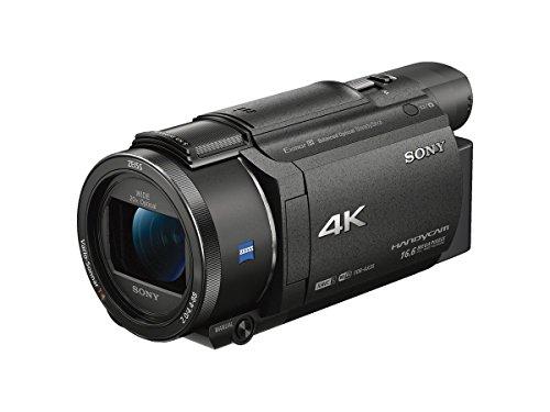 ソニーSONYビデオカメラFDR-AX404K64GB光学20倍ブラックHandycamFDR-AX40BC