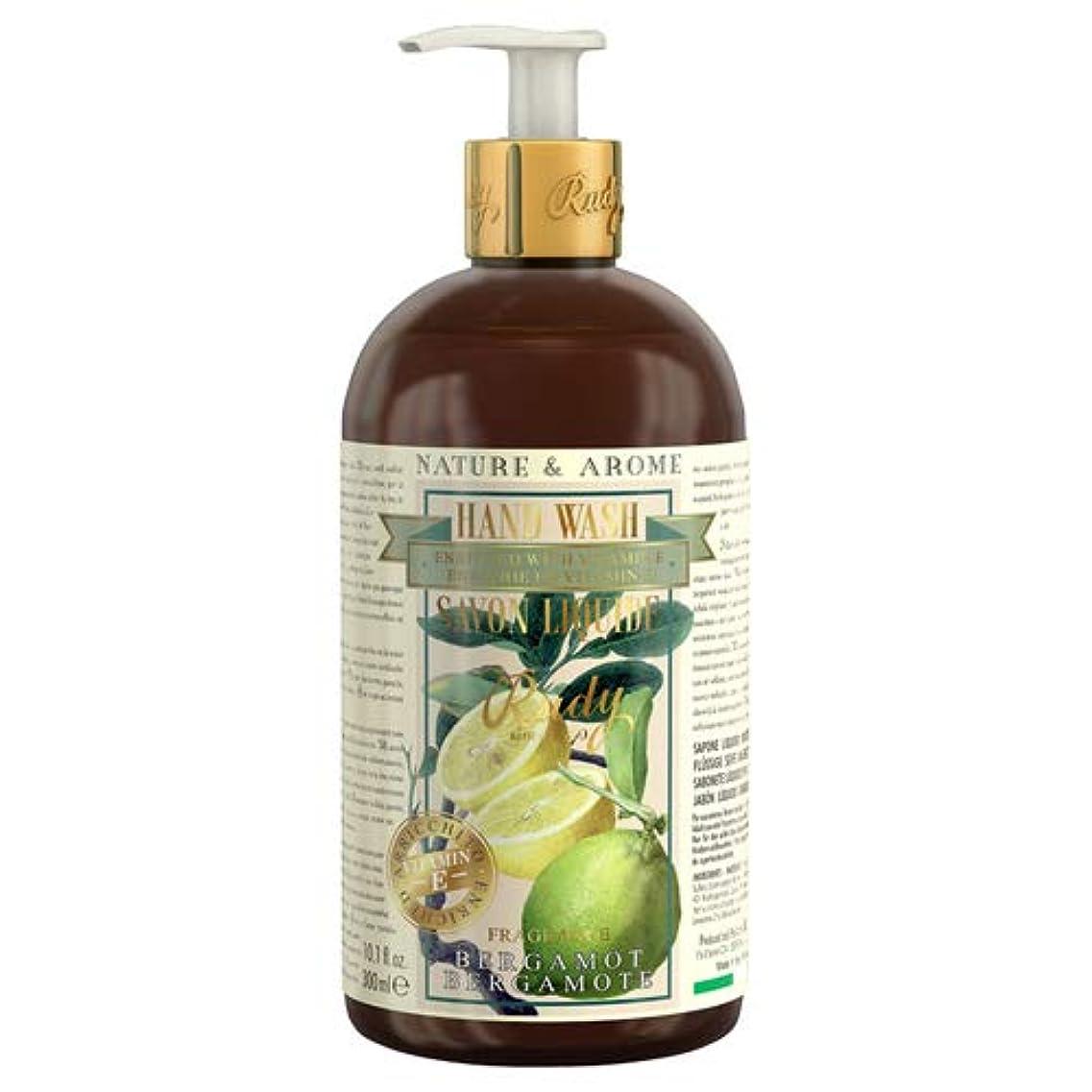 ベルト悲しいプレゼンルディ(Rudy) RUDY Nature&Arome Apothecary ネイチャーアロマ アポセカリー Hand Wash ハンドウォッシュ(ボディソープ) Bergamot ベルガモット