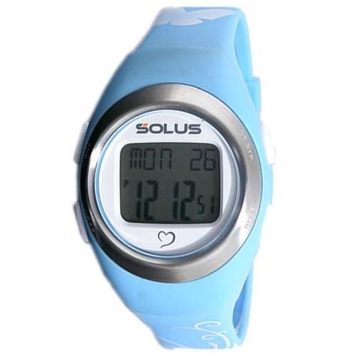 [ソーラス] SOLUS 腕時計 デジタル 心拍計測機能付き トレーニングウォッチ ユニセックス [国内正規品]