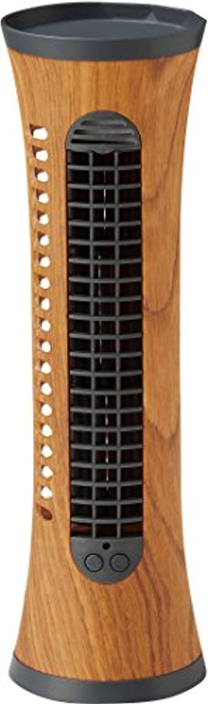 俳句論理的にエジプトラドンナ USBファン KAZE SOYO (かぜそよ) WD03 ブラウン