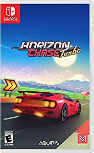 Horizon Chase Turbo (輸入版:北米) – Switch