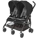 Maxi Cosi Dana for 2 Twin Stroller - Nomad Black
