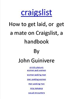 How to get laid with craigslist